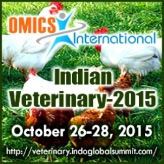 2nd Indo-Global Summit & Expo on Veterinary, October 26-28 2015, Hyderabad India