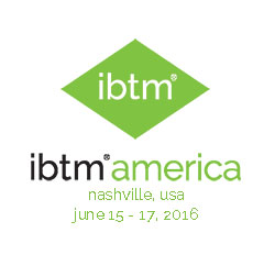 ibtm america 2016, 15-17 June 2016, Nashville USA